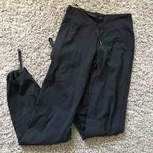 LULULEMON Black Drawstring Pants